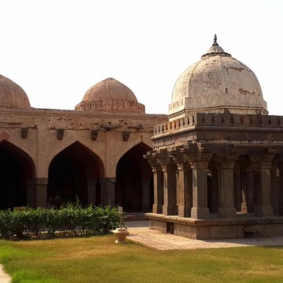 The Shah Alam Tomb, Wazirabad