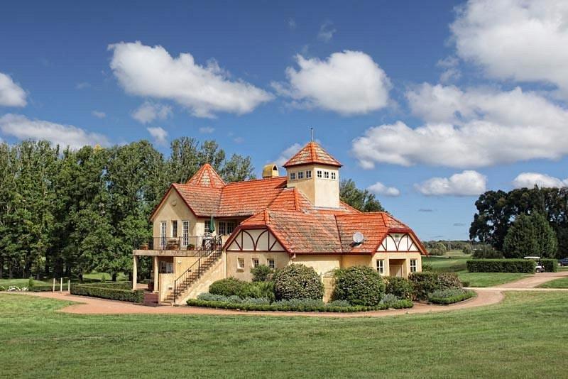 Mount Broughton Golf Club House, Sutton Forest NSW