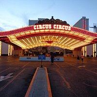 Krispy Kreme Doughnuts at Circus-Circus