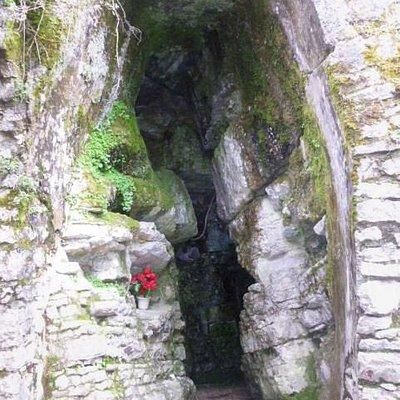 Grotta di Santa Rosalia alla Quisquina