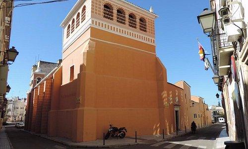 Монастырь святой Анны