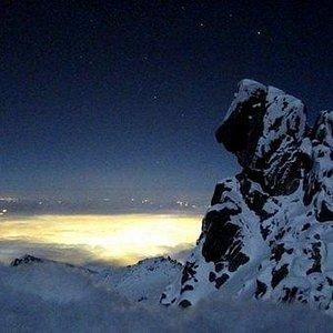 Alvand mountain