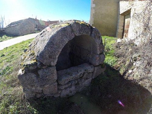 Pozo Romano Fuete Azoguejo.