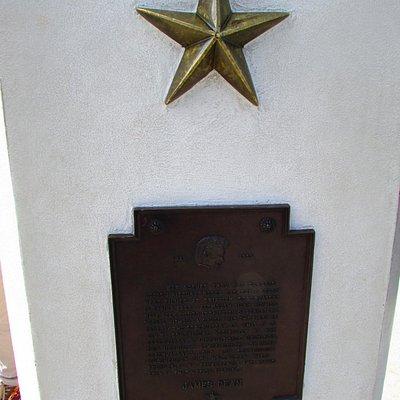 Monumento James Dean