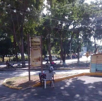 Entrance to Fort Montego, Montego Bay, Jamaica