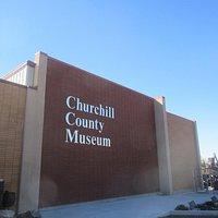 Churchill County Museum, Fallon, Nevada