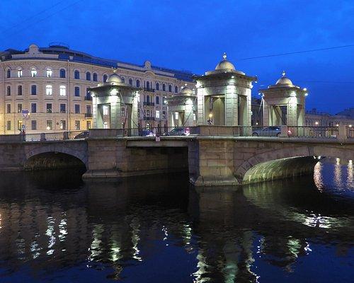 Ломоносовский мост