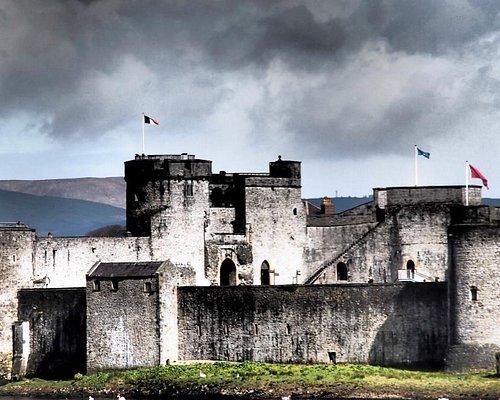 King John's castle - March 2016