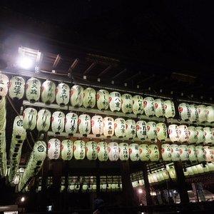 八坂神社奉納舞台