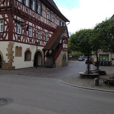 Rathaus Steinheim a.d.Murr
