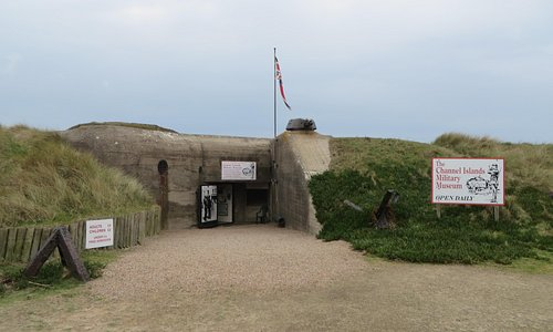 The entrance to the museum, its much bigger inside than you might think.