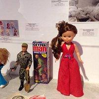 Muñecos de los cuales jugábamos de pequeños y nos ha hecho ilusión que nuestros hijos los conoci