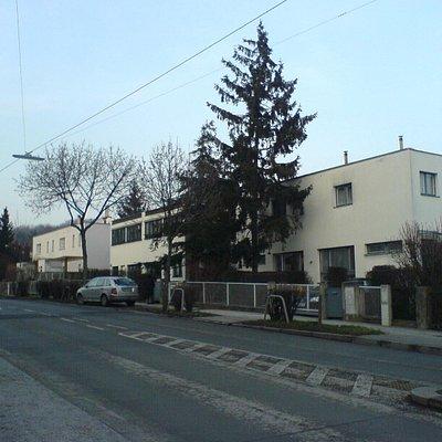 Вид с одной из улиц