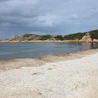 Rossiter Bay beach