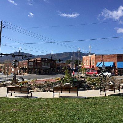 Black Mountain Town Square