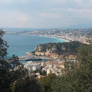 Vue de Nice
