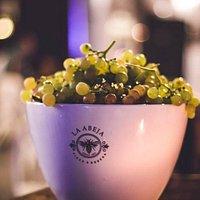 Ricas uvas en epoca de vendimia !