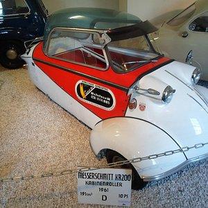 The Automobile Museum