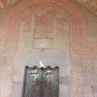 Uzumlu Kilise kapı