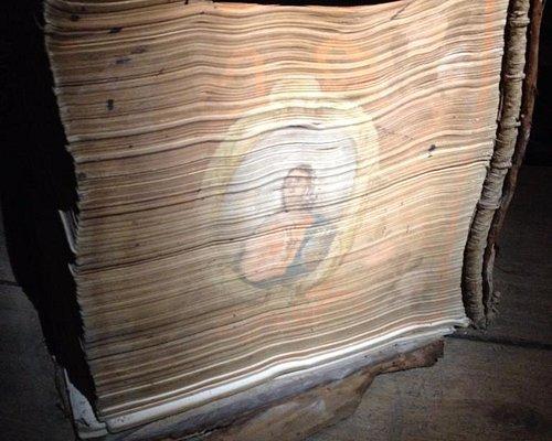 Libro Banco del Salvatore con illustrazione