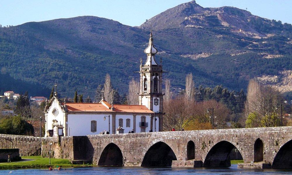 A Ponte e a Capela de Santo António