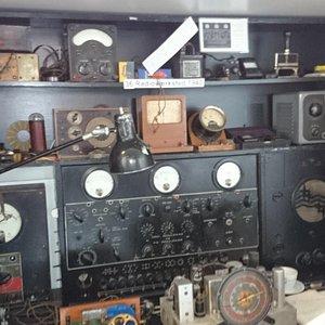 Radioværksted fra 1940