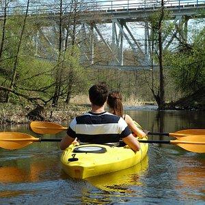 Rospuda - Kayaking & Canoing Trips