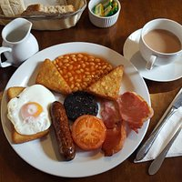 Selection of Breakfast