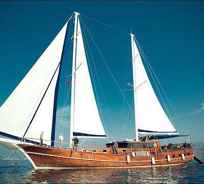 Это яхта RM и ее можно арендовать в NSK-Yachts