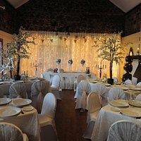 We host weddings, events & functions.