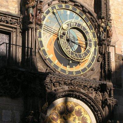 "Astronomische Uhr ""Orloj"""