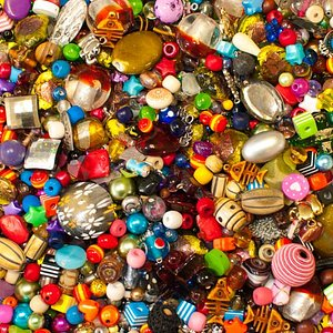 You can never have enough beads
