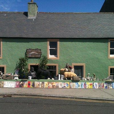 Smugglers Cove Gift Shop Portpatrick