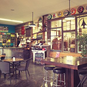 Have a pint or flight in our 1950s gastown taproom!