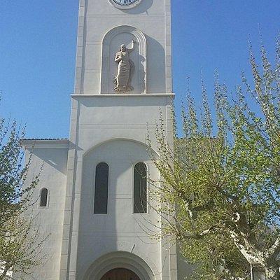 Torre de la Ermita de la Virgen del Camino