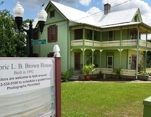 L. B. Brown house