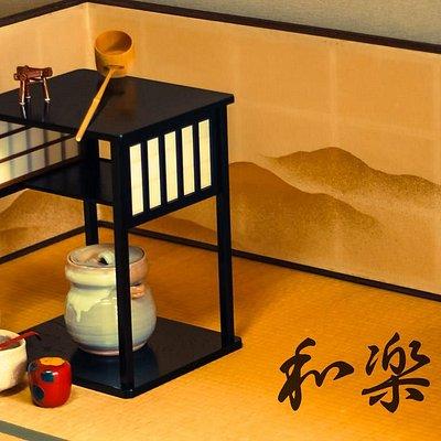 Japanese Tea Ceremony Waraku