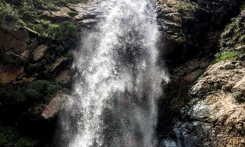 That's the watefall !