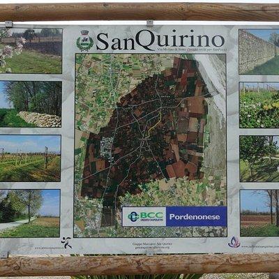 Parco Brolo - Plan et Photo