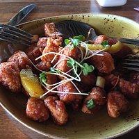 Orange Peel Chicken