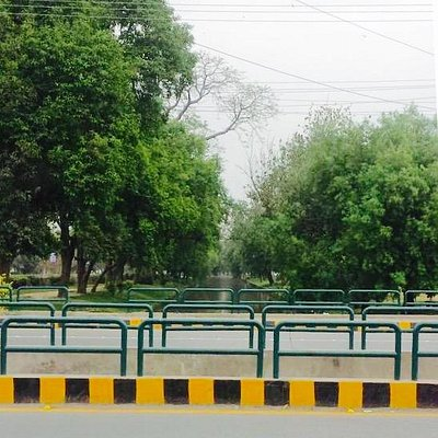 The Lahore Canal