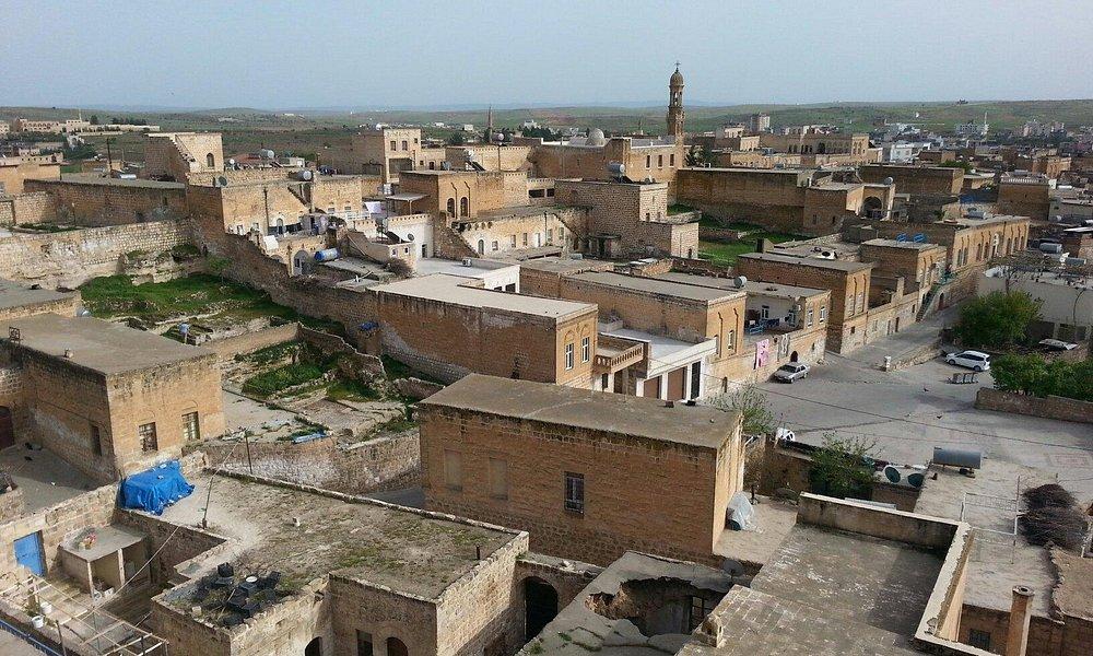 Eski Midyat ve telkari işçiliği