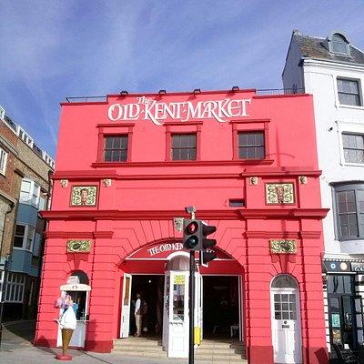 The Old Kent Market, Margate