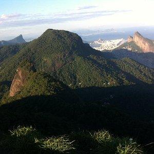 View at Pedra Bonita