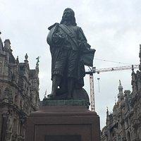 David Teniers II in Antwerp