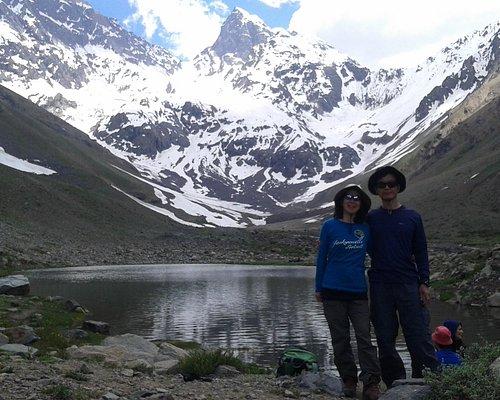 Andes Glacier (2015)