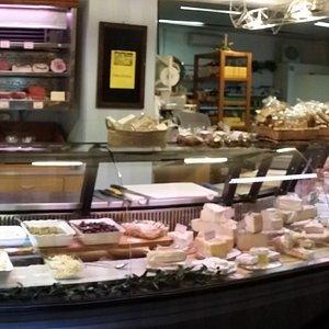 Gastronomia e negozio di squisitezze