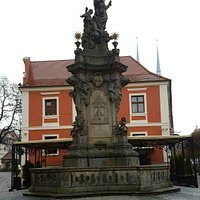 St John of Nepomuk Monument.