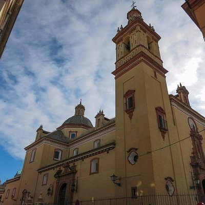 Iglesia del barrio