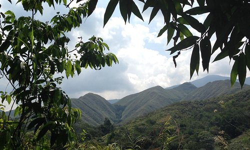 View of the Farallones
